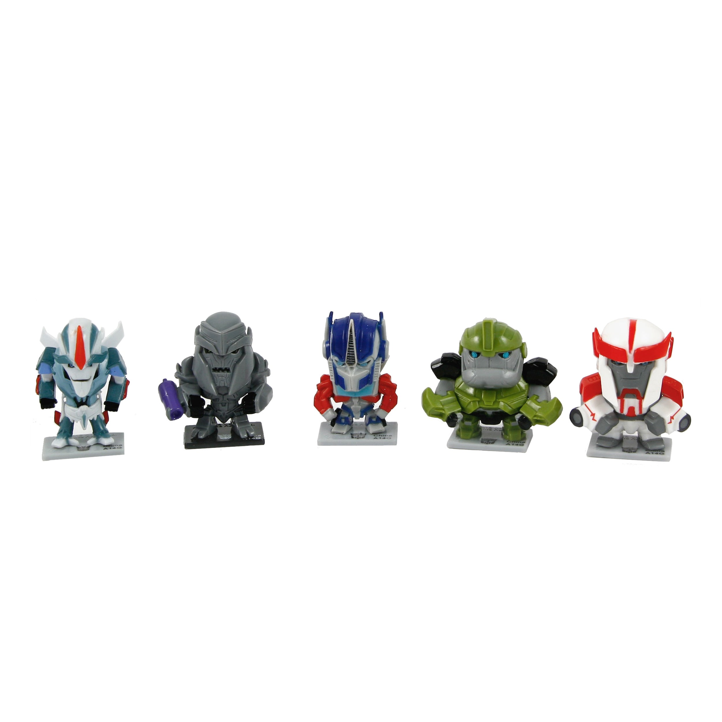 Transformers Prime Characters 30th Anniversary Set (1), G...