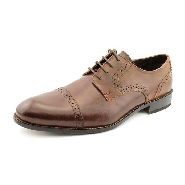 Shop Stacy Adams Men S Prescott Leather Dress Shoes