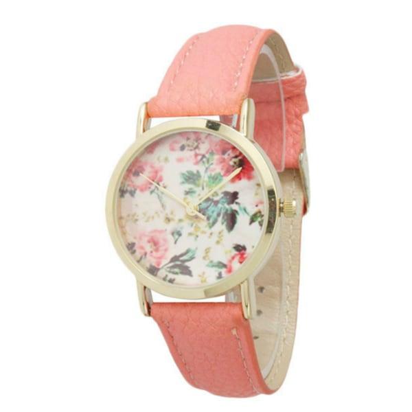 Olivia Pratt Women's Rosalie Floral Watch