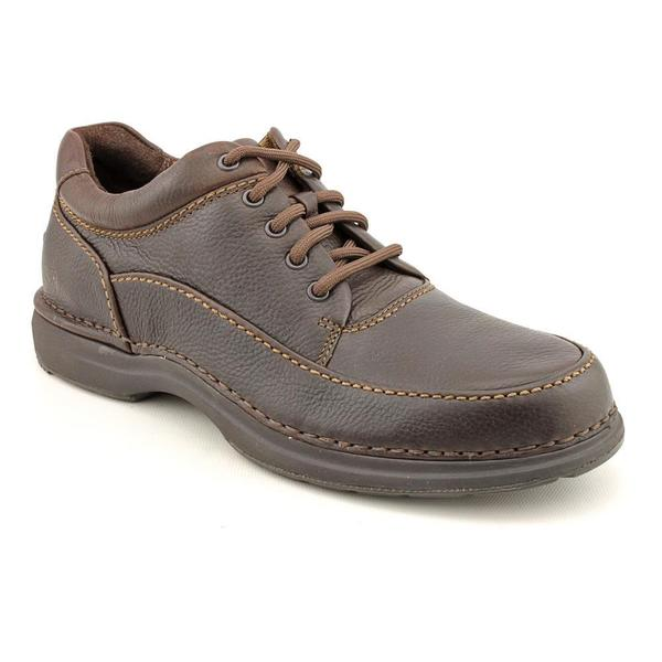 Encounter' Leather Casual Shoes - Wide