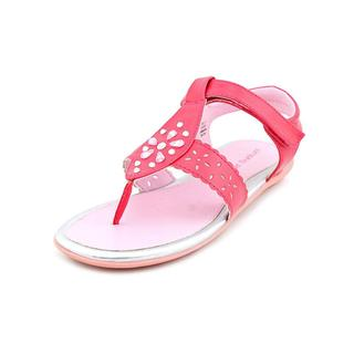 Jumping Jacks Girl (Youth) 'Christy' Man-Made Sandals