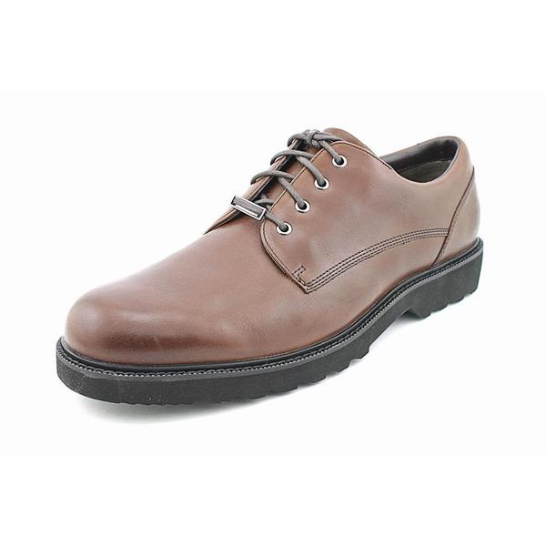 Willard' Leather Casual Shoes - Wide