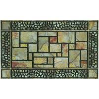 Mohawk Home Outdoor Patio Stones Doormat (1'6 x 2'6)