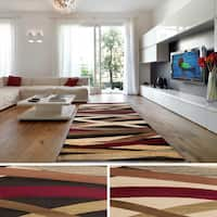Gwinnett Abstract Area Rug