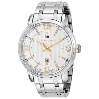 Tommy Hilfiger Men's 1710344 Stainless Steel Watch