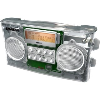 Sangean Portable Clock Radio