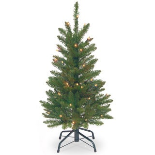 Kingswood Fir Pencil Tree with Clear Lights