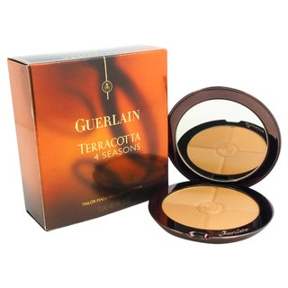 Guerlain Terracotta 4 Seasons #02 Naturel Blondes Tailor Made Bronzing Powder