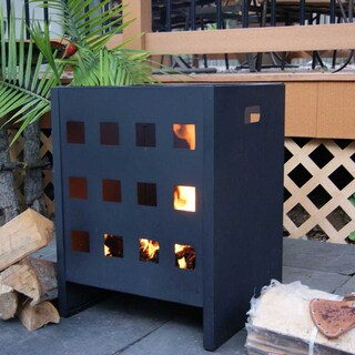 Deeco Fold and Go Fire Pit