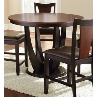 Greyson Living Olivia 2-tone Medium Cherry Counter Height Dining Table