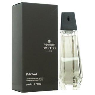 Francesco Smalto Full Choke Men's 1.7-ounce Eau de Toilette Spray