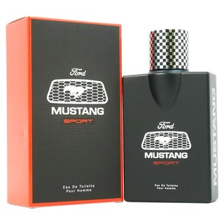 First American Brands Ford Mustang Sport Men's 3.4-ounce Eau de Toilette Spray