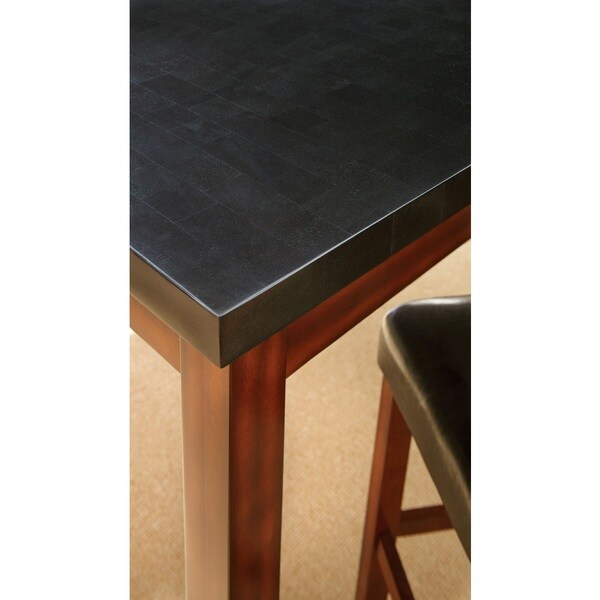 Bailey Granite Top Counter Height Dining Table By Greyson Living   Free  Shipping Today   Overstock.com   16585445