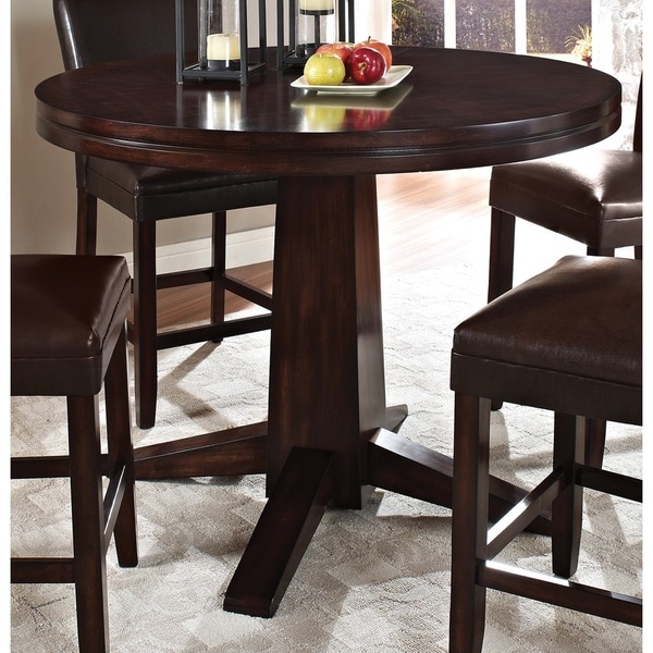 Ordinaire Greyson Living Hampton 48 Inch Round Counter Height Table