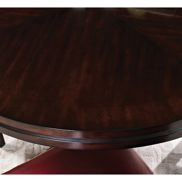 Greyson Living Hampton 48 Inch Round Counter Height Table   Free Shipping  Today   Overstock.com   16585448