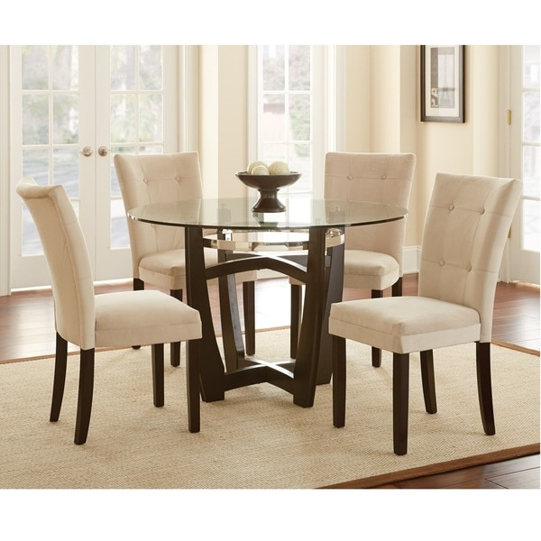 Greyson Living Monoco 5 Piece Dining Set