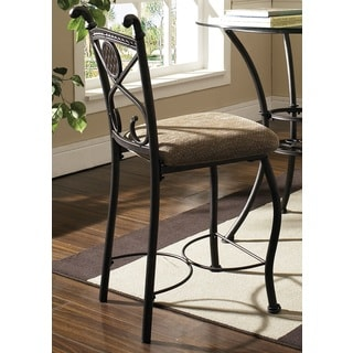Greyson Living Browning Counter Height Stool (Set of 2)
