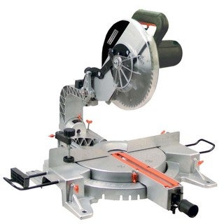 Professional Woodworker Sliding Compound Miter Saw with Laser
