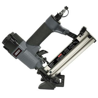 Professional Woodworker 18 Gauge 4-in-1 Pneumatic Flooring Nailer/ Stapler|https://ak1.ostkcdn.com/images/products/9396708/P16585569.jpg?impolicy=medium