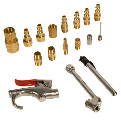 Speedway 17-piece Air Tool Accessory Kit