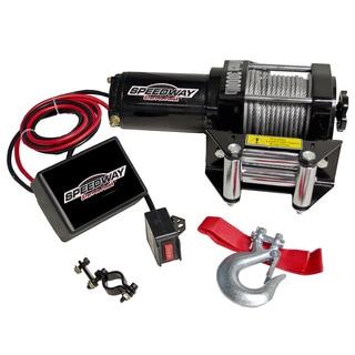 Speedway 3000-pound Electric Winch