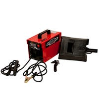 Speedway 230-volt Single Phase Arc Welder - Red