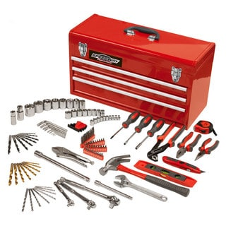 Speedway 118-piece 3-drawer Tool Chest