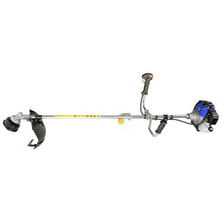 Max 2-in-1 Blue Gas Brush Cutter/String Trimmer