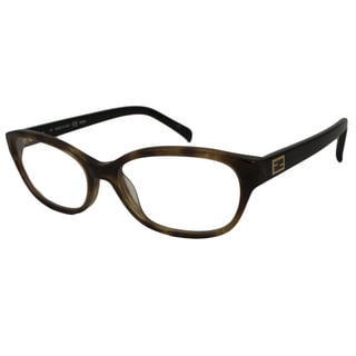 Fendi Readers Women's F1033 Rectangular Reading Glasses