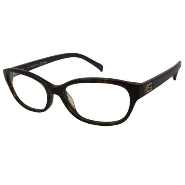 51f305c6c700 Shop Fendi Readers Women s F1033 Rectangular Reading Glasses - Free ...