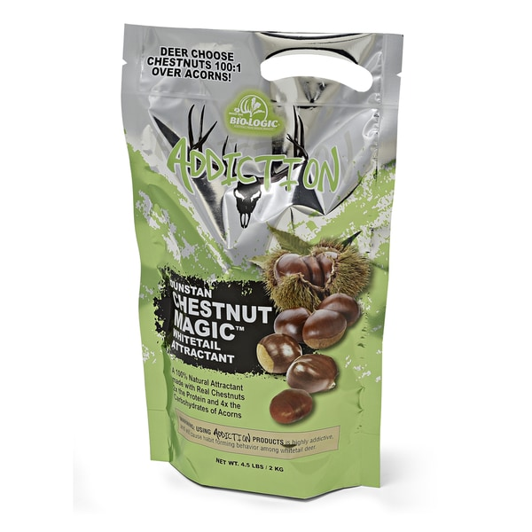 Mossy Oak BioLogic Addiction Chestnut Magic Whitetail Attractant