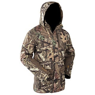 Yukon Gear Extreme Scent Factor Mossy Oak Break Up Infinity Parka