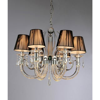 Link to Ranneth 6-light Chrome Chandelier Similar Items in Chandeliers