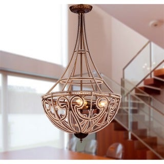 Hercules Scale Chandelier