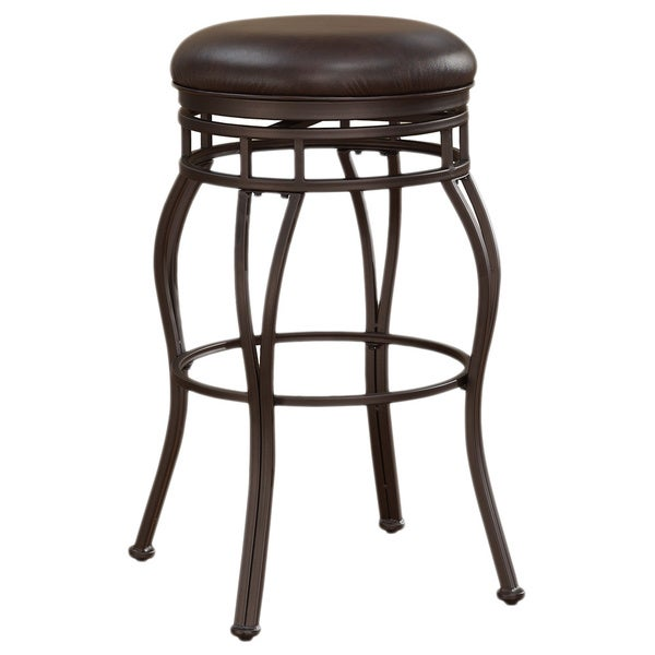 Shop Valenti 34 Inch Backless Extra Tall Bar Stool By