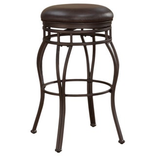 Shop Valenti 34 Inch Backless Extra Tall Bar Stool By Greyson Living