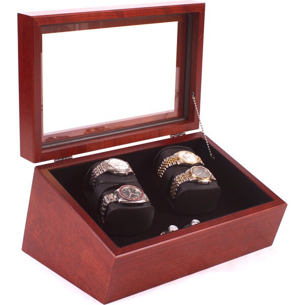 The Commodore Quad Watch Winder