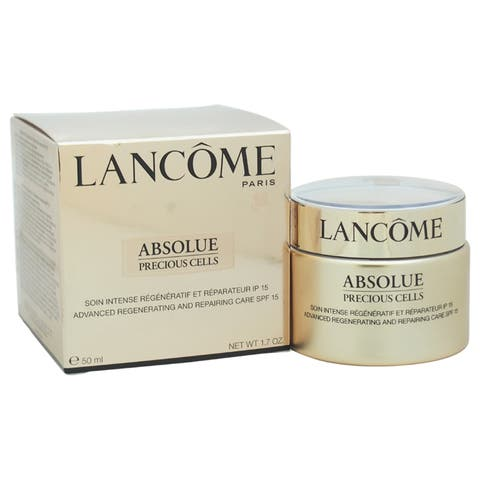 Lancome Absolue Precious Cells Advanced Regenerating & Repairing Care SPF 15 1.7-ounce Treatment