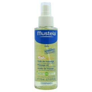Mustela 3.71-ounce Massage Oil