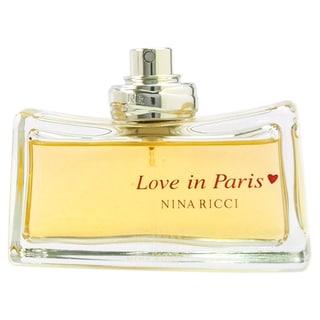 Nina Ricci Love In Paris Women's 1.7-ounce Eau de Parfum Spray (Tester)