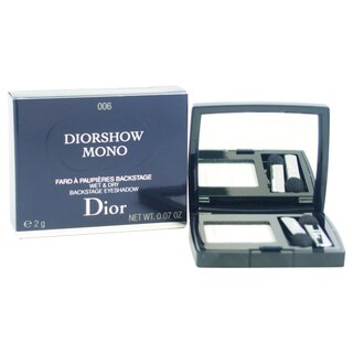 Christian Dior Diorshow Mono Wet & Dry Backstage # 006 Swan Eyeshadow