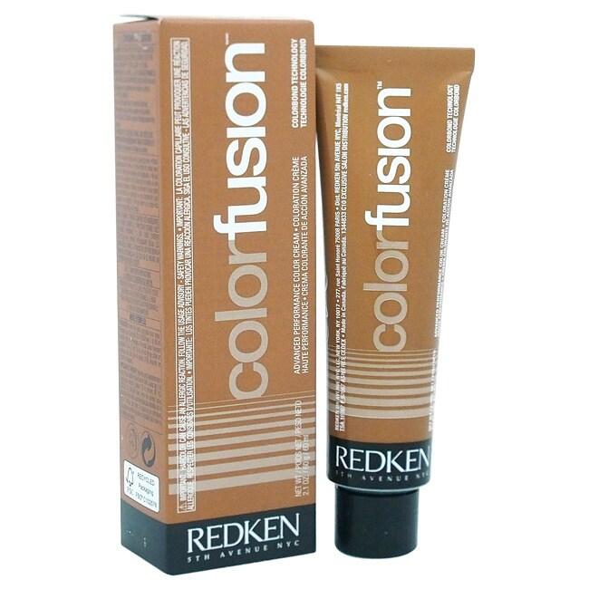 Redken Color Fusion Color Creme Natural Fashion # 8Gr Gol...