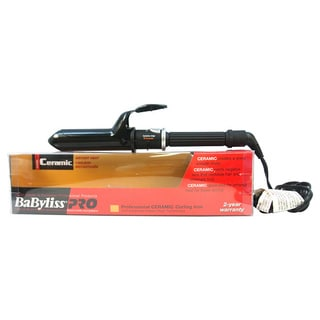 BaByliss PRO Professional Ceramic 1.5-inch Curling Iron