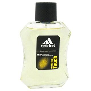 Adidas Intense Touch Men's 3.4-ounce Eau de Toilette Spray (Tester)
