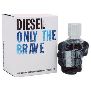 Diesel Only The Brave Men's 1.1-ounce Eau de Toilette Spray