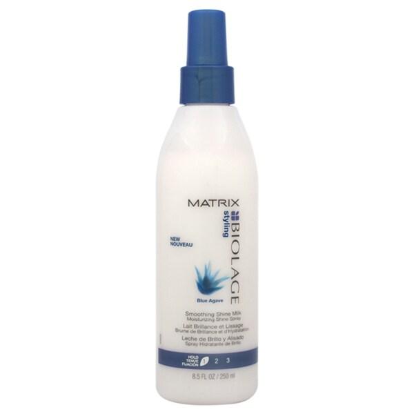 Shop Matrix Biolage Styling Blue Agave Smoothing Shine 8.5