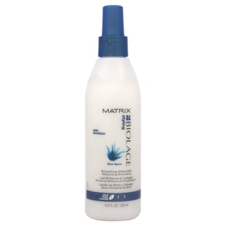 Matrix Biolage Styling Blue Agave Smoothing Shine 8.5-ounce Milk
