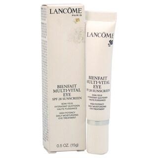 Lancome Bienfait SPF 28 Multi-Vital Eye Sunscreen