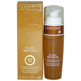 Lancome Flash Bronzer Self-Tanner 1.69-ounce Face Gel