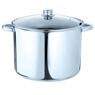 Ecolution ESTL-4516 Pure Intentions 16-quart Steel Stock Pot
